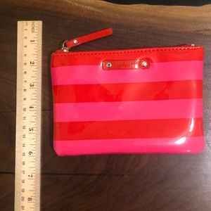 Kate Spade Wallet/pouch Pink striped